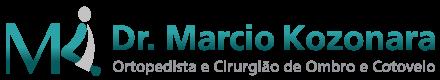 Médico Cirurgião de Ombro - Dr. Marcio Kozonara